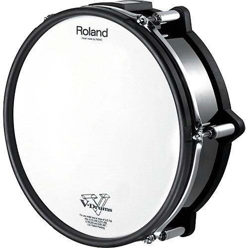 Roland V-Pad Snare for TD-30KV Black Chrome  Black Chrome