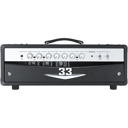 Crate V Series V33H 33W Tube Guitar Amp Head