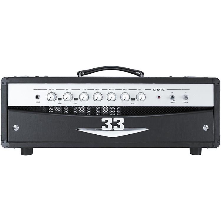 CrateV Series V33H 33W Tube Guitar Amp Head