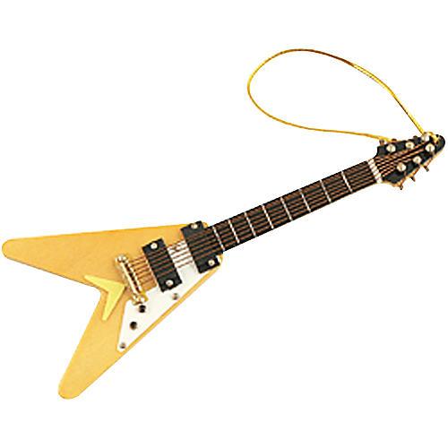 AIM V Shaped Electric Guitar Ornament