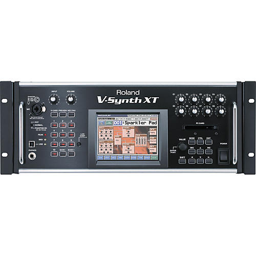 Roland V-Synth XT Synthesizer