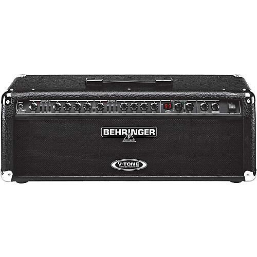 behringer v tone gmx 1200h 2x60w guitar amp head musician 39 s friend. Black Bedroom Furniture Sets. Home Design Ideas