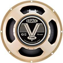 """Celestion V-Type 12"""" 70W Guitar Amp Speaker 8 Ohm"""