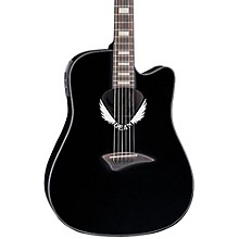 Open Box Dean V Wing Cutaway Dreadnought Acoustic-Electric Guitar