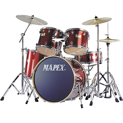 Mapex V-series 5-Piece Standard Drum Set
