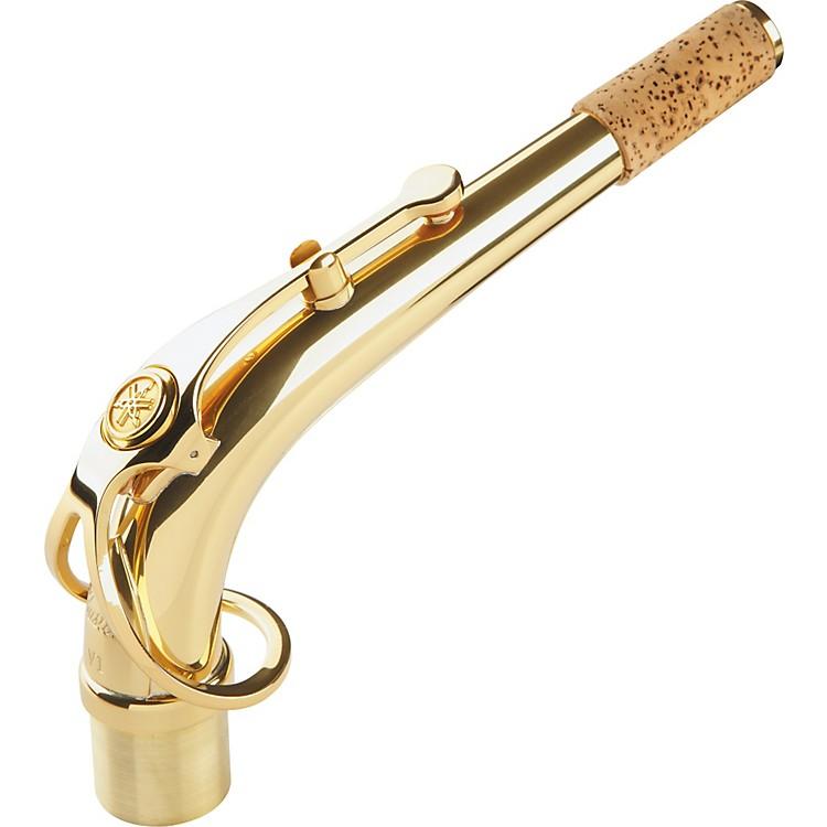 YamahaV1 Series Alto Saxophone NeckBlack Lacquer