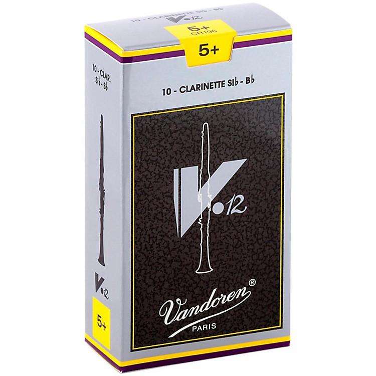 VandorenV12 Bb Clarinet ReedsStrength 3.5+Box of 10