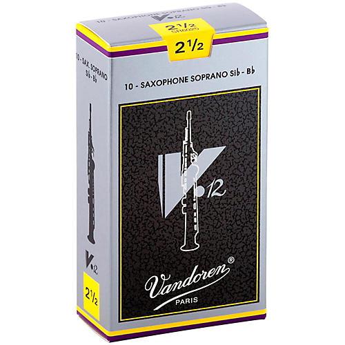 Vandoren V12 Series Soprano Saxophone Reeds-thumbnail