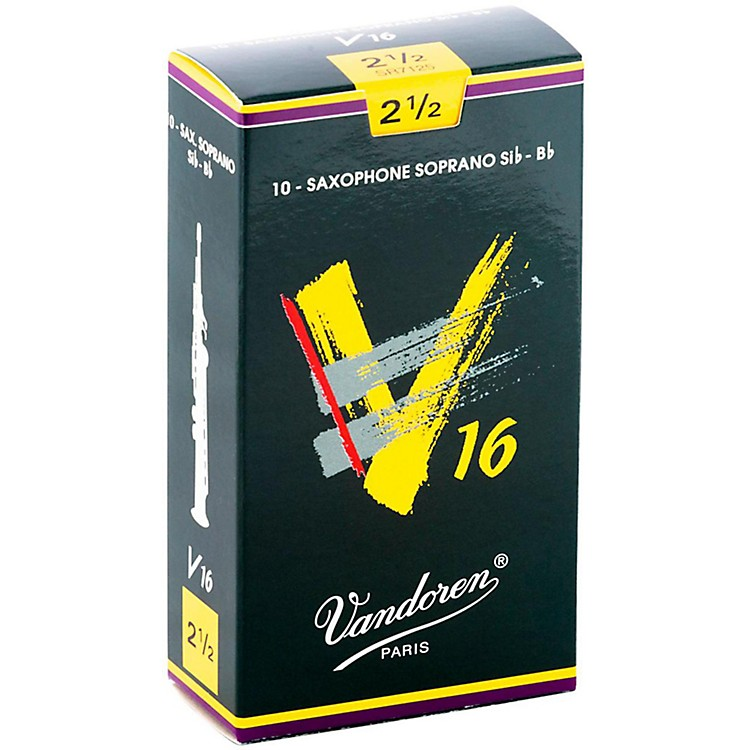 VandorenV16 Soprano Saxophone Reeds