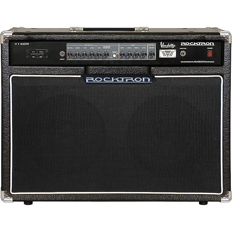 RocktronV160R Vendetta 160w 2x12 Guitar Combo Amp
