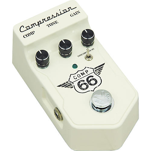 Visual Sound V2 Series V2CMP66 Comp 66 Compression Guitar Effects Pedal