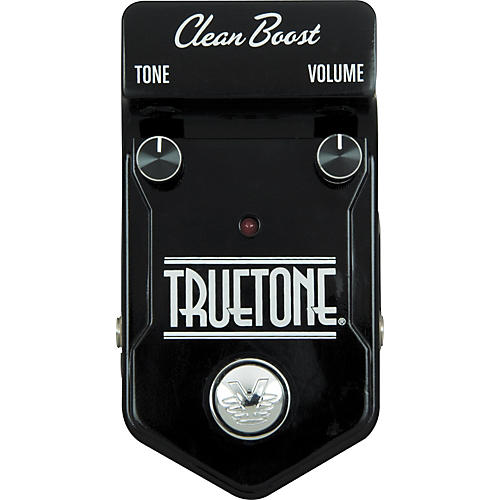 Visual Sound V2 Truetone Boost Guitar Effects Pedal