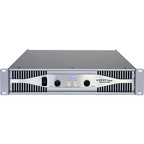 American Audio V2001 Plus Power Amplifier