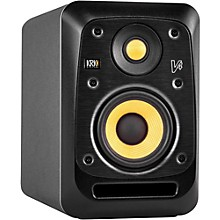 KRK V4 4in Active Studio Monitor with Kevlar Drivers Level 1