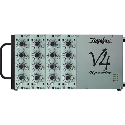 Tonelux V4 Roadster 4-Module 500 Series Rack