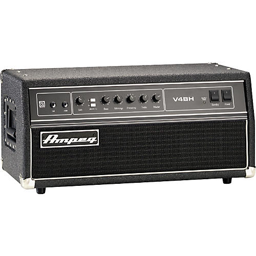 Ampeg V4BH 100 Watt Tube Bass Head
