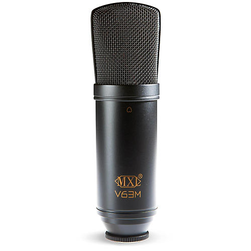 MXL V63M Condenser Studio Microphone with Shockmount