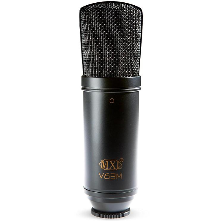 MXLV63M Condenser Studio Microphone