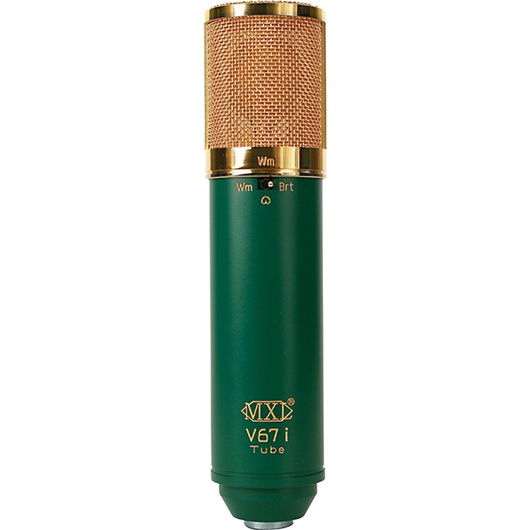 MXLV67i Tube Dual Diaphragm Condenser Microphone