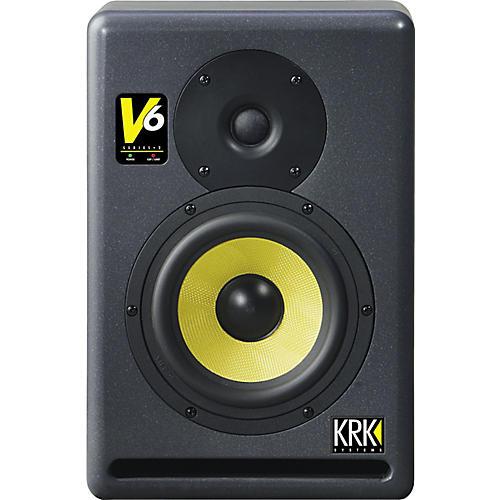 KRK V6II V Series 2 Powered Nearfield Monitor-thumbnail