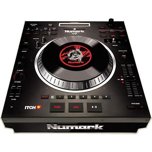 Numark V7 Motorized Turntable Software Controller