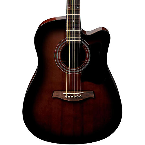 Ibanez V70CE Acoustic-Electric Cutaway Guitar-thumbnail
