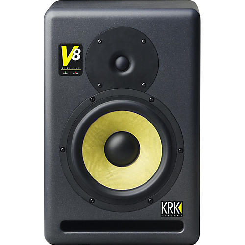 KRK V8II V Series 2 Powered Nearfield Monitor-thumbnail