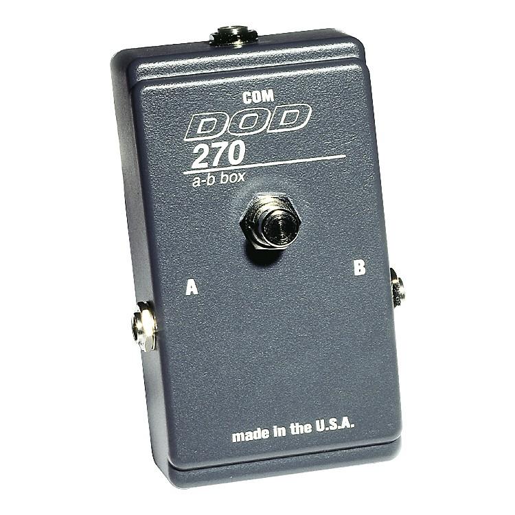 DODVAC270 A/B Box