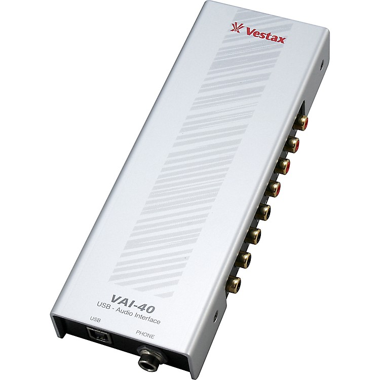 VestaxVAI-40 Audio Interface