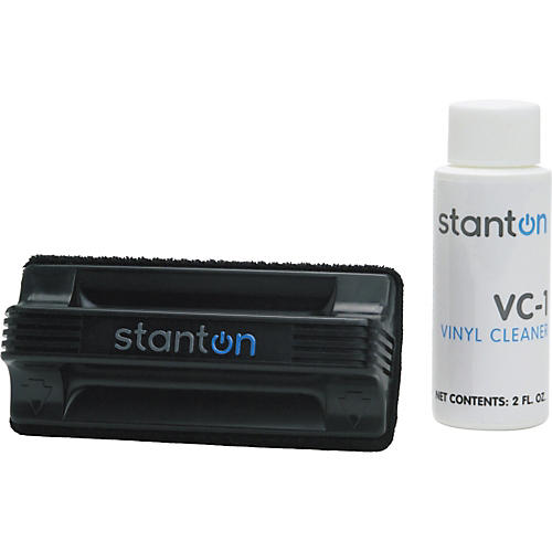 Stanton VC-1 Vinyl Cleaner Kit with Brush