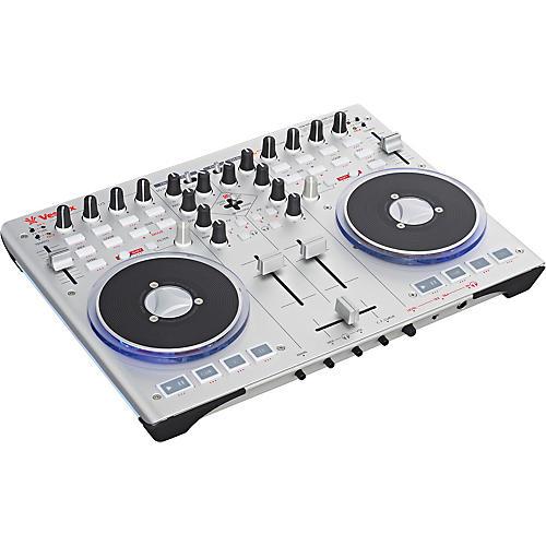 Vestax VCI-100 mkII USB DJ MIDI controller with Traktor LE