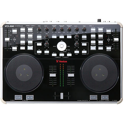 Vestax VCI-300 DJ Controller with Serato ITCH-thumbnail