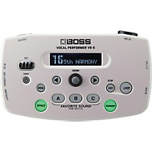 Boss VE-5 Vocal Effects Processor Level 1 White