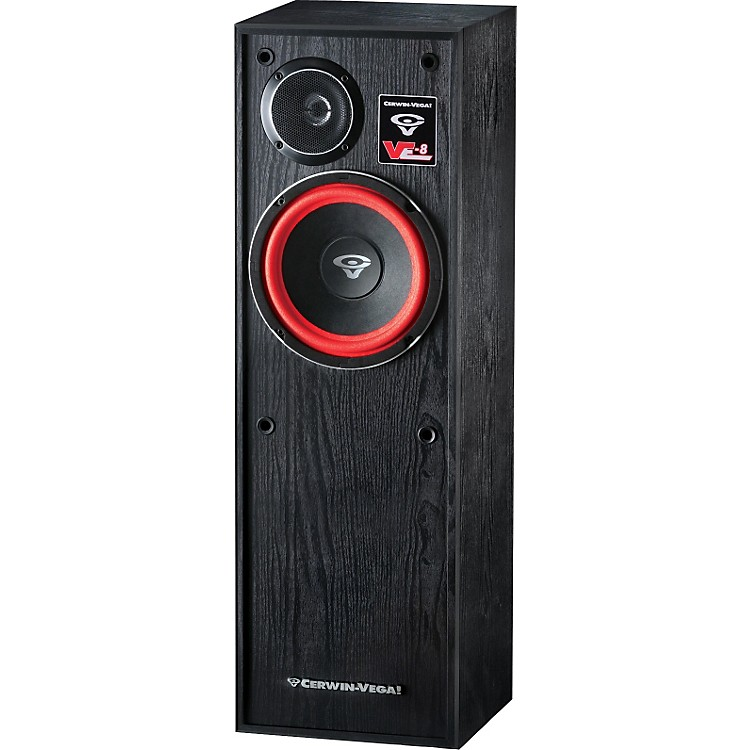 Cerwin-VegaVE-8 2-way Tower Speaker