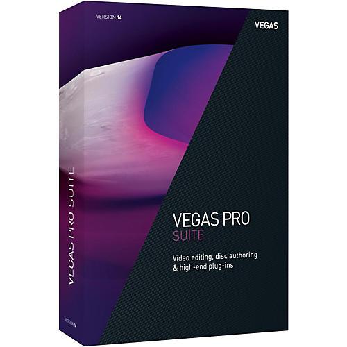 Magix VEGAS Pro 14 Suite-thumbnail