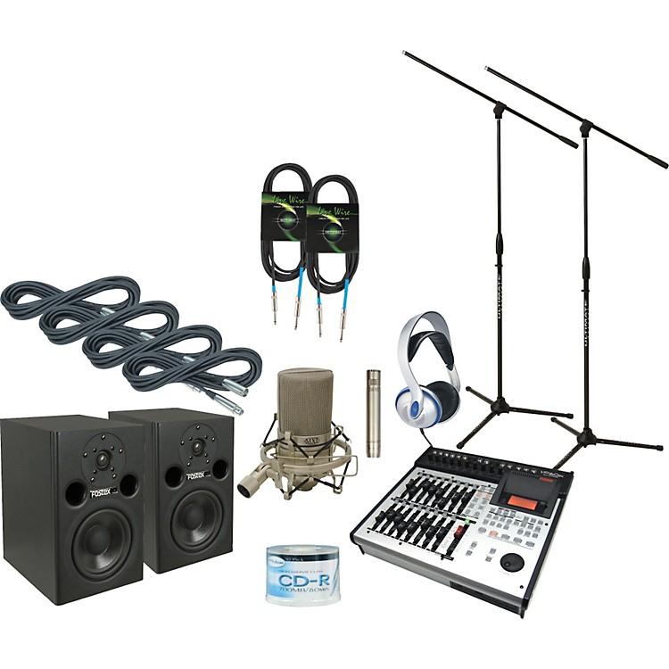 FostexVF160EX Studio Package