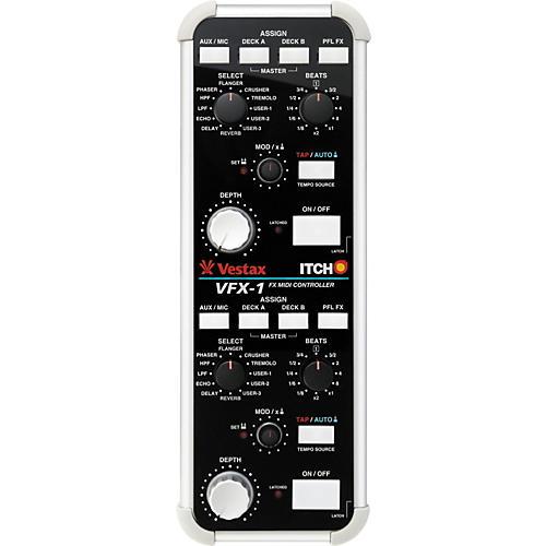 Vestax VFX-1 Serato ITCH FX MIDI Controller