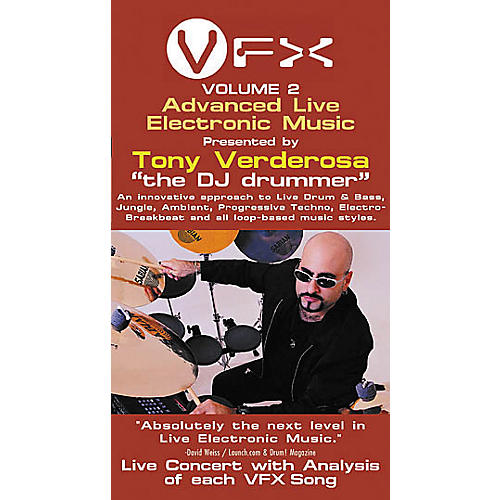 Hal Leonard VFX Volume 2 - Live Concert with Analysis of Each VFX Song (Video)