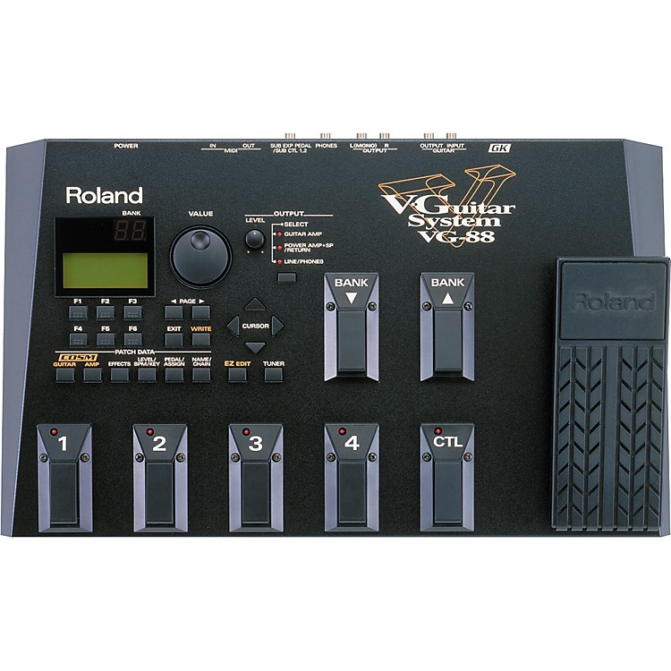 RolandVG-88 V-Guitar System