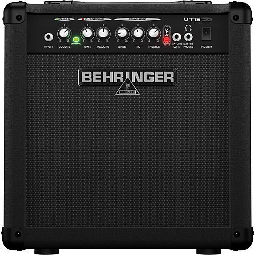 Behringer VIRTUBE VT15CD 15W 1x8 Guitar Combo Amplifier