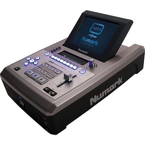 Numark VJ01 Tabletop DVD/CD/MP3 Player with Tilt Screen