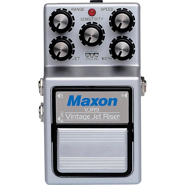 MaxonVJR9 Vintage Jet Riser Flanger Guitar Effects Pedal