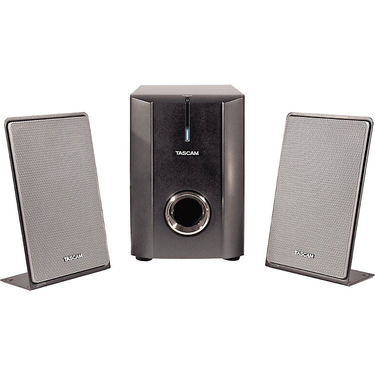 TASCAMVL-S21 Powered Monitor Speaker System with Sub