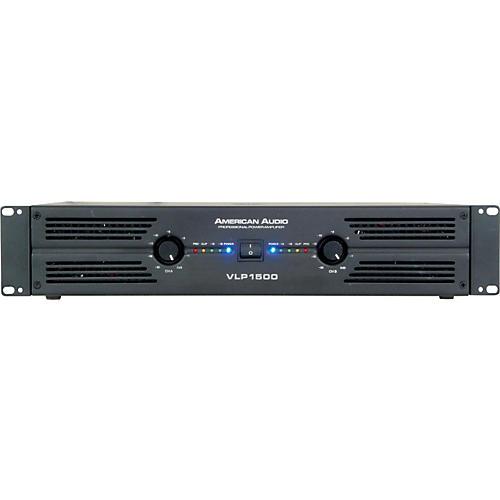 American Audio VLP-1500 Power Amplifier