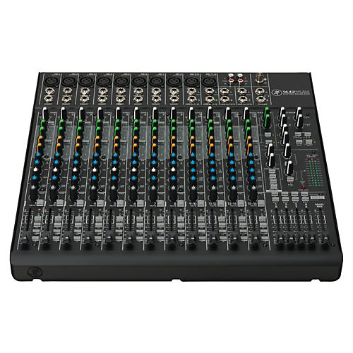 Mackie VLZ4 Series 1642VLZ4 16-Channel/4-Bus Compact Mixer
