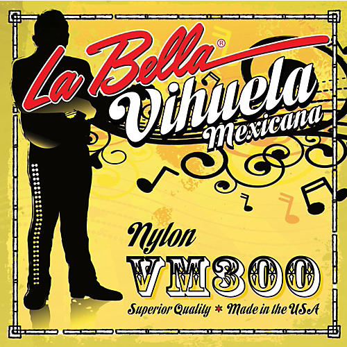 LaBella VM300 Mexican Vihuela Strings-thumbnail