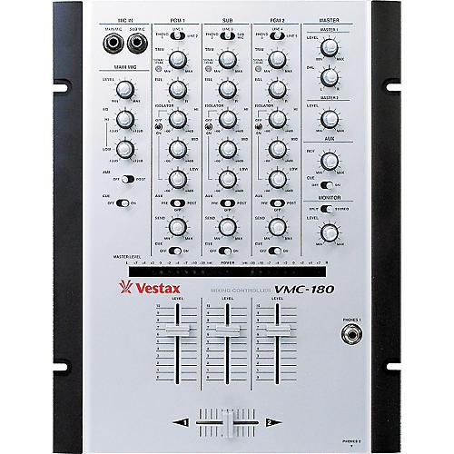 Vestax VMC-180 3-Channel House / Techno Mixer-thumbnail