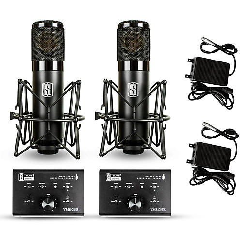 Slate Digital VMS Virtual Microphone Pair