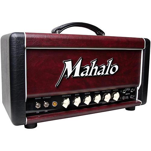 Mahalo VMW 38w Guitar Tube Head-thumbnail