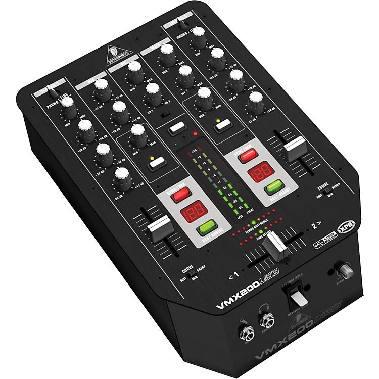 BehringerVMX200 USB Pro Mixer